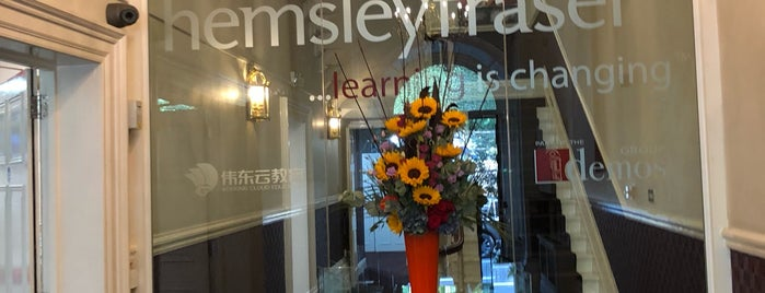 Hemsley Fraser is one of Irina's Liked Places.