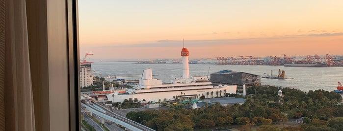 Grand Nikko Tokyo Daiba is one of Turusan'ın Beğendiği Mekanlar.