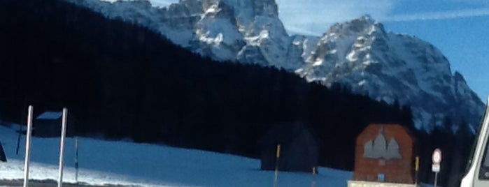 Passo Monte Croce Comelico is one of Tirol.