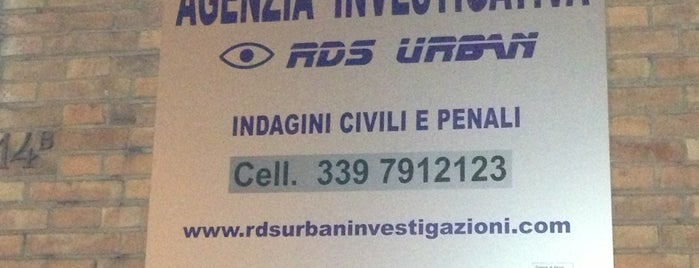 Rds Europe is one of RDS Urban INVESTIGAZIONI.