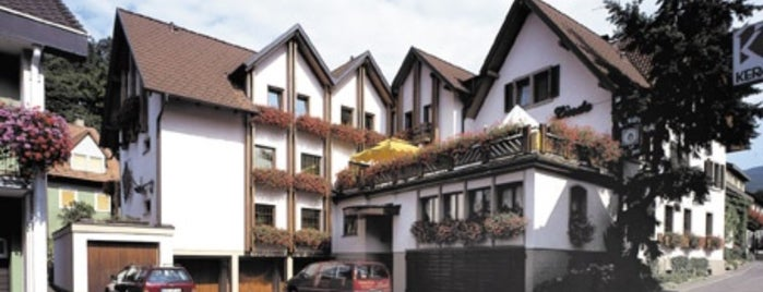 Gasthaus zur Linde is one of Buitenland.