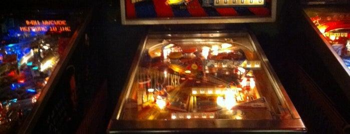 8-bit Arcade is one of Pinball Destinations.