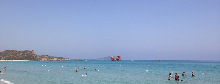 Spiaggia di Cea is one of Sardinia.