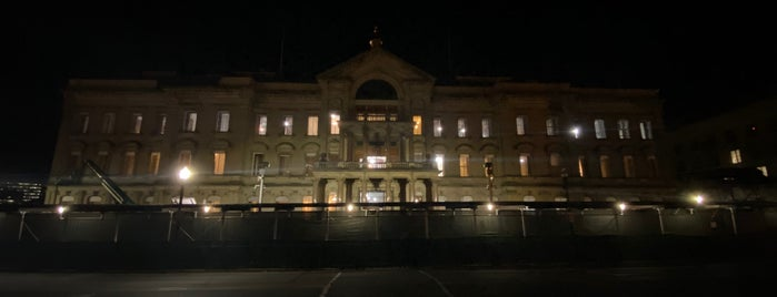 New Jersey State House is one of Tempat yang Disimpan Anthony.