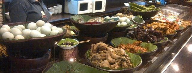 Sajian Sunda Sambara is one of My Favorite Place.