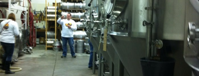 Lake Superior Brewing Co. is one of Voyageurs & Duluth.