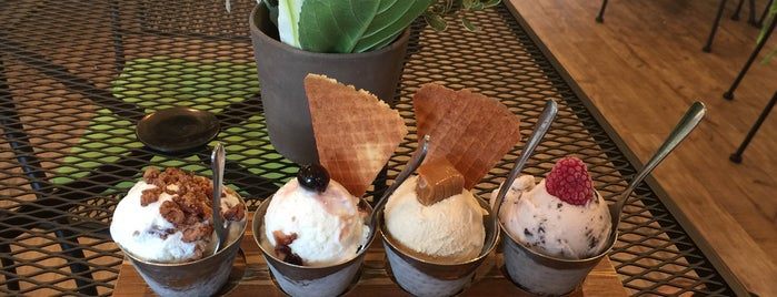 Coppa Gelato is one of Columbus Favorites.