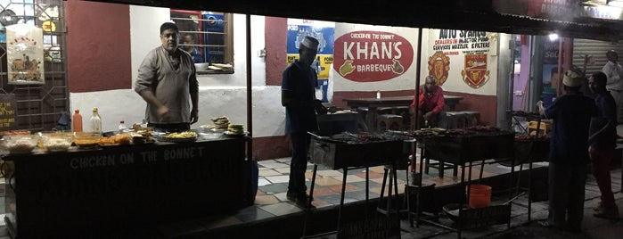 Khan's Barbeque is one of Travel.