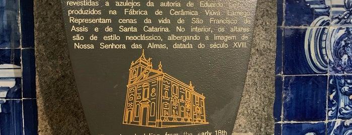 Capela das Almas is one of Porto - wish list.
