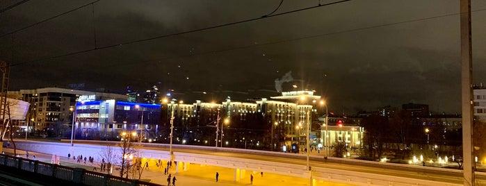 MCC Luzhniki is one of Locais curtidos por Vlad.