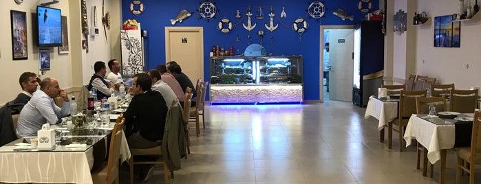 Balıkçı Doğan Restaurant is one of Baranoğlu cafe pastane restorant.