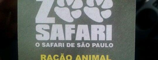 Zoo Safari is one of Sao Paulo.