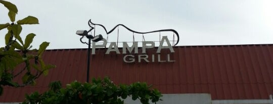 Pampa Grill is one of Restaurante.