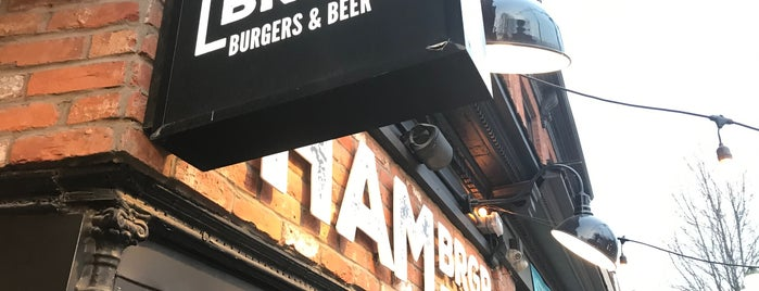 HAMBRGR is one of The Hammer.