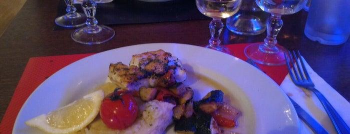 Le Gourmand de Saint Jean is one of Locais curtidos por Virginia.