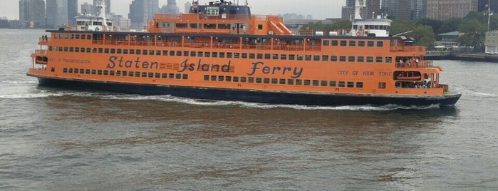 Staten Island Ferry Boat - John J. Marchi is one of Come back.