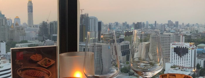 Rib Room & Bar is one of TH_Michelin Guide 2019.