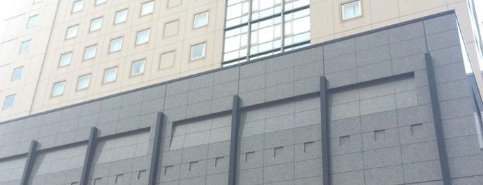 Hotel Aomori is one of Lieux qui ont plu à 2.