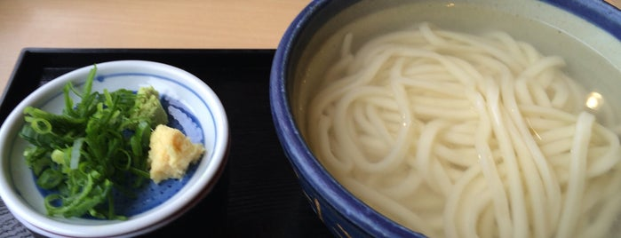 手打ちうどん 叶屋 is one of Orte, die 2 gefallen.