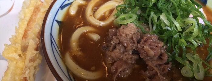 丸亀製麺 is one of 2さんのお気に入りスポット.