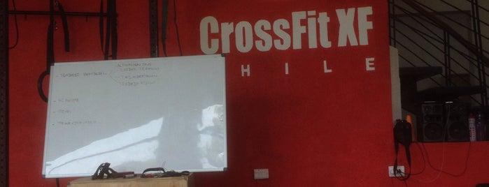 CrossFit XF is one of Boxes de CrossFit.