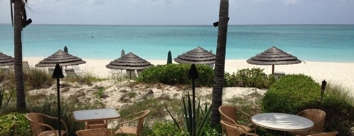 Mango Reef Restaurant is one of TCI.