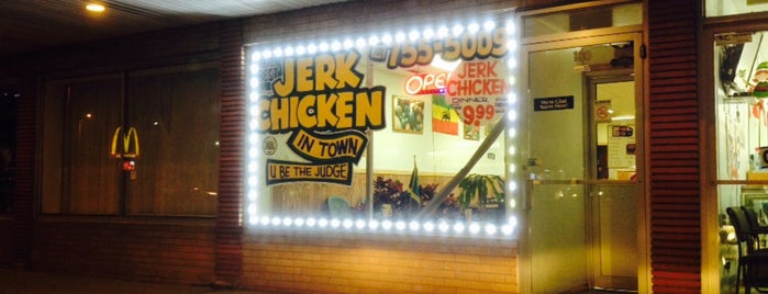 Hummingbird Jamaican Restaurant is one of chicago spots pt.4.