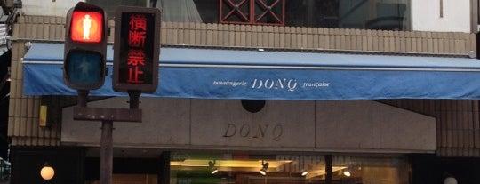 DONQ 三宮本店 is one of Kobe.