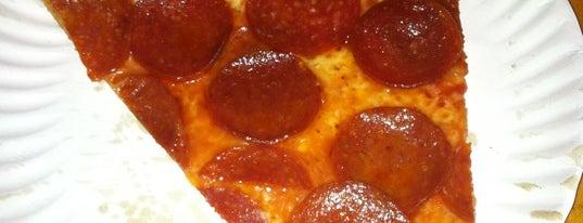 Sal & Carmine's Pizza is one of Ava's Bucket List.