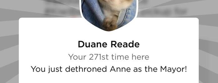 Duane Reade is one of Tempat yang Disukai Karen.