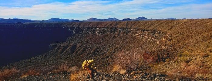 Reserva de la biosfera El Pinacate y Gran Desierto de Altar is one of Orte, die Migue gefallen.