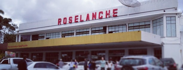 Roselanche is one of Locais curtidos por Dade.