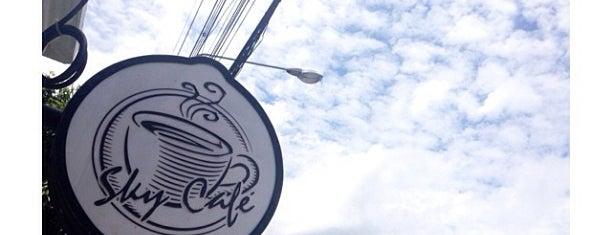 Sky Café is one of เชียงใหม่_3_Coffee.