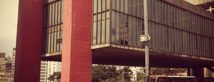 Museu de Arte de São Paulo (MASP) is one of To do list 2014.