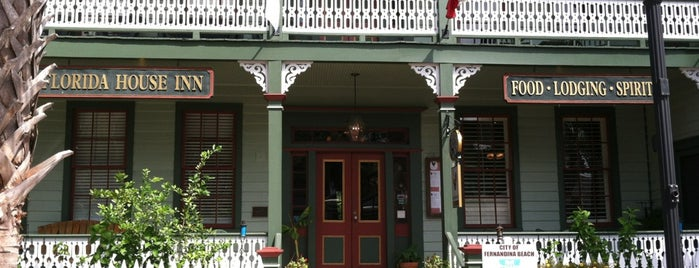 1857 Florida House Inn is one of Oldest Hotels in Every State USA.
