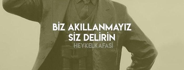 Yargıtay Cumhuriyet Başsavcılığı is one of Locais curtidos por Burak.