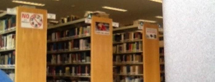 Biblioteca ENTS is one of Trabajo.