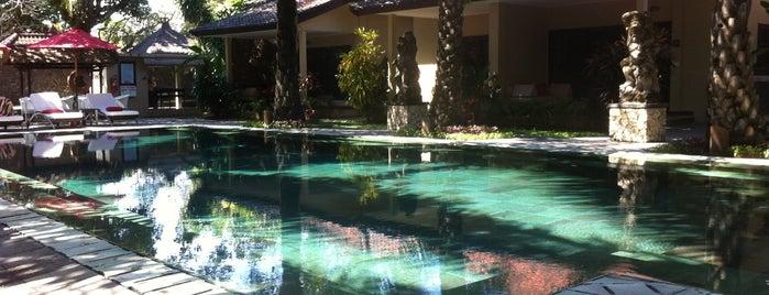 Segara Village Hotel is one of Enjoy Bali Ubud.