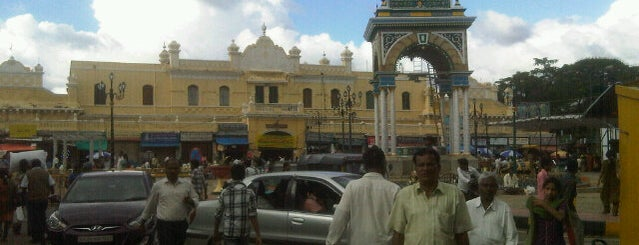 Devaraja Market is one of India.