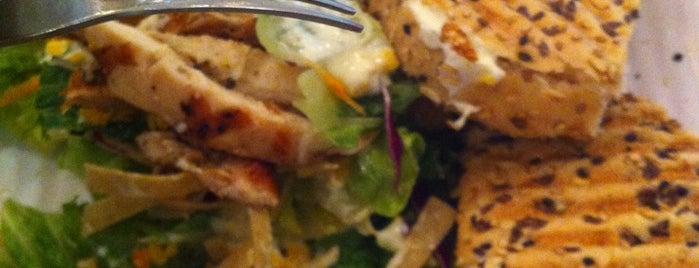 Super Salads is one of Locais curtidos por Mayra.