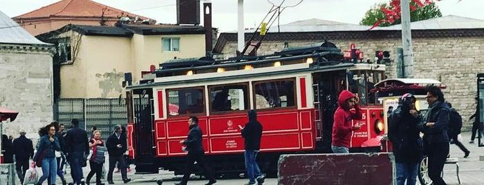 Taksim -İstiklal Tasarım is one of Aylin 님이 좋아한 장소.