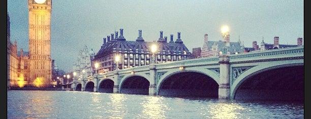 Ponte de Westminster is one of Lugares donde estuve en el exterior.