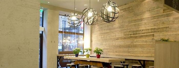 TERRA is one of 2012. gadā atvērtie restorāni Rīgā.