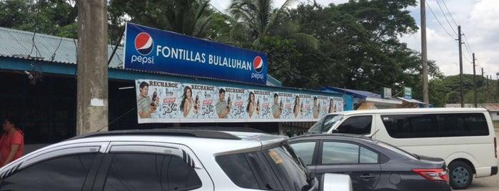 Fontillas Bulaluhan is one of สถานที่ที่บันทึกไว้ของ Luigi.
