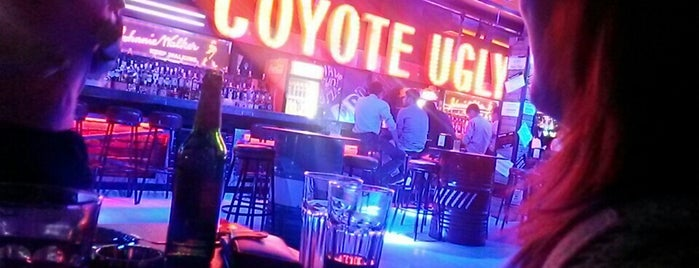 Coyote Bar Bishkek is one of Orte, die Umut gefallen.