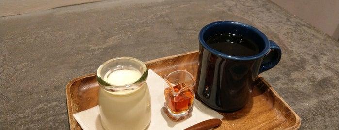 AMMONITE COFFEE MARKET is one of 東京2.