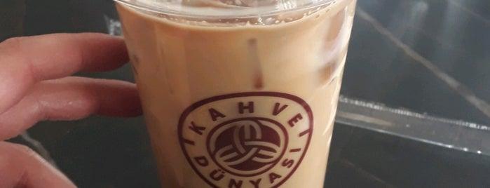 Kahve Dünyası is one of Lugares favoritos de Yasemin.