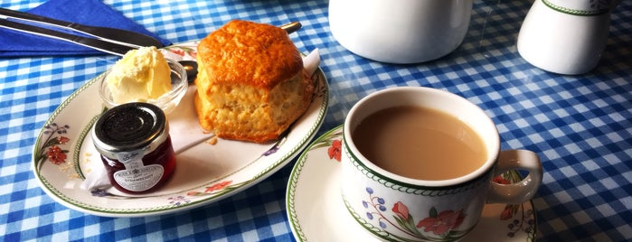 Small Talk Tea Room is one of London.