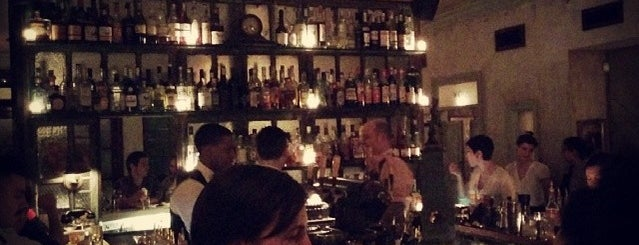 Maison Premiere is one of My Favorite Bars in NYC.