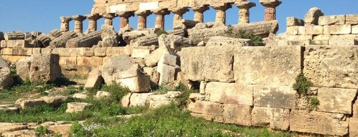 Acropoli is one of Grand Tour de Sicilia.
